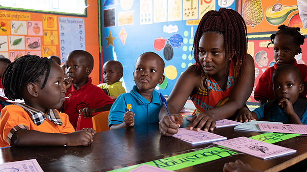 Newday Academy: Education for a Future at home