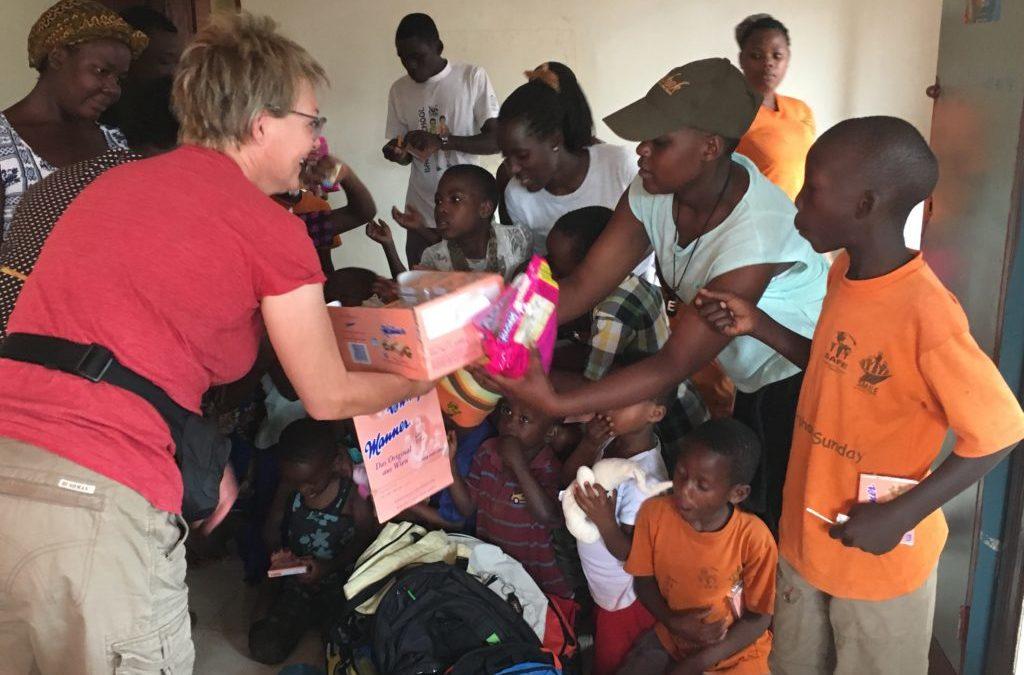 Wie die Kinder in Uganda mein Leben veränderten